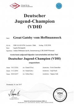 Deutscher Jugend-Champion (1 von 2)